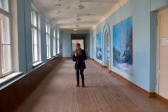 Cream Hallways