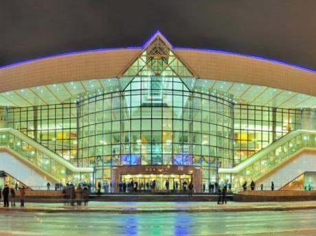 Minsk Railway Station