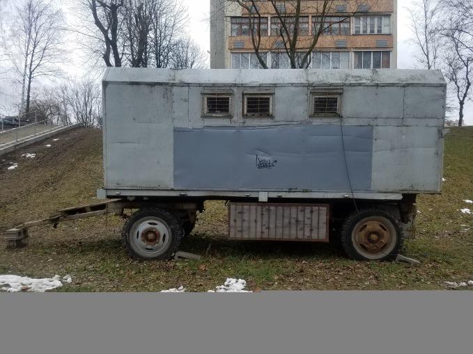 Stroage Truck